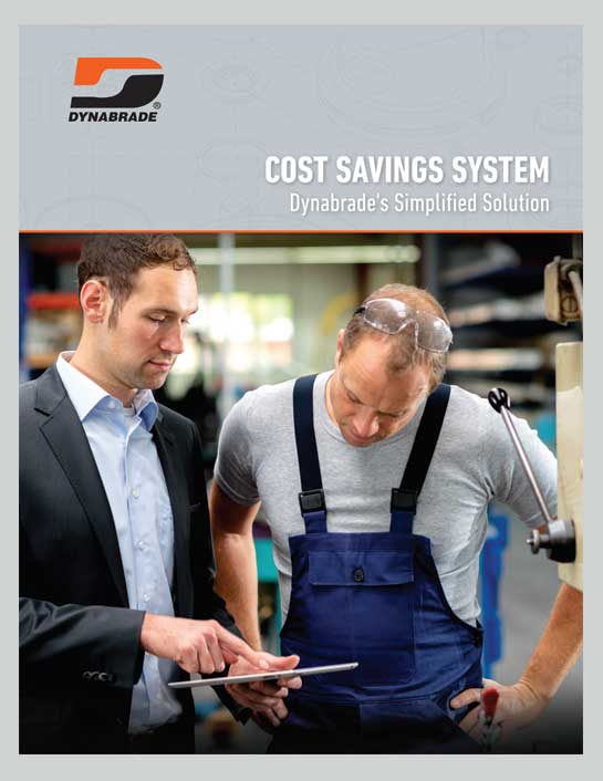 Cost Savings Brochure