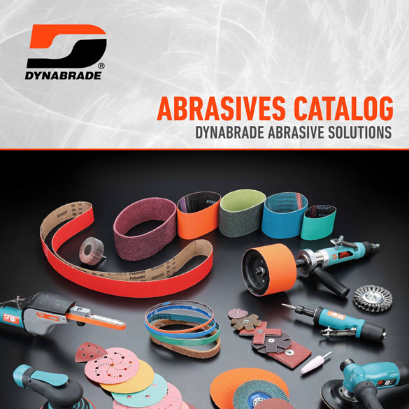 Dynabrade Abrasives Catalog