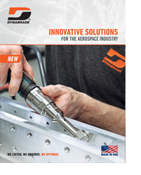 New Dynabrade Aerospace Industry Literature D19-03
