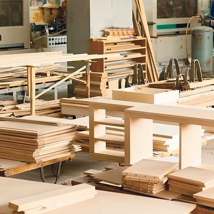 Woodworking Industry Image