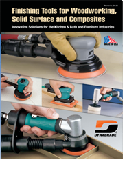 Dynabrade Woodworking Industry Literature